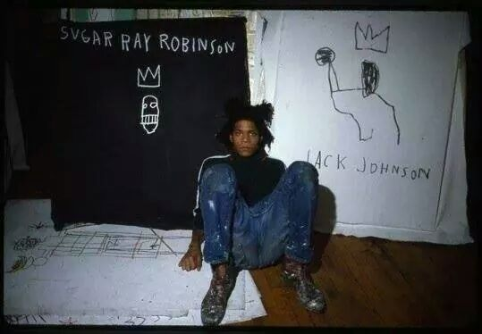Basquiat in L.A., a Private Collection